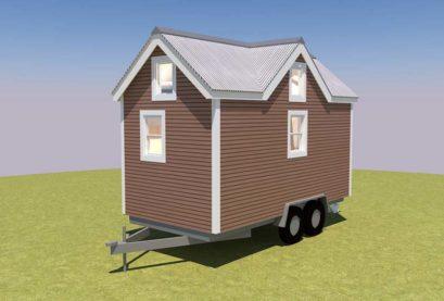 Spark Tiny House Albion 16 07