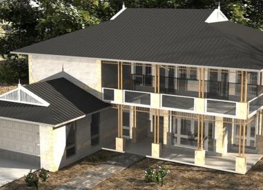 Kit Homes Installation