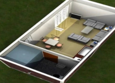 Container Homes main