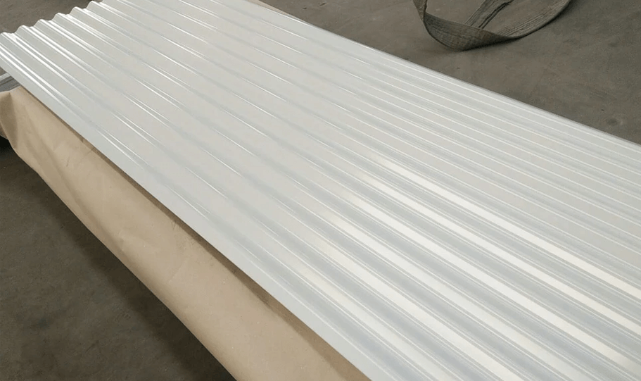 Steel Sheets for Walls Cladding 01