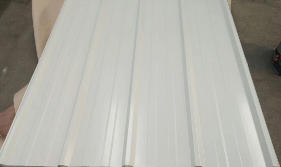 Steel Sheets For Walls Cladding 05