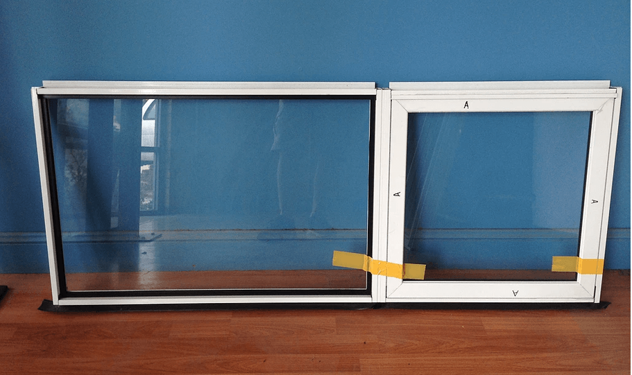 Aluminium Double Glazed Awning Windows 03