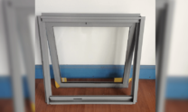 Aluminium Double Glazed Awning Windows 05