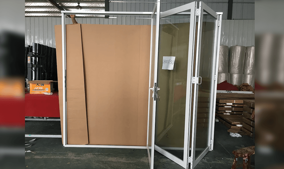 Aluminium Double Glazed Bi Fold Doors 01