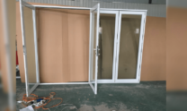 Aluminium Double Glazed Bi Fold Doors 05