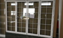 Aluminium Double Glazed Bi Fold Doors 06