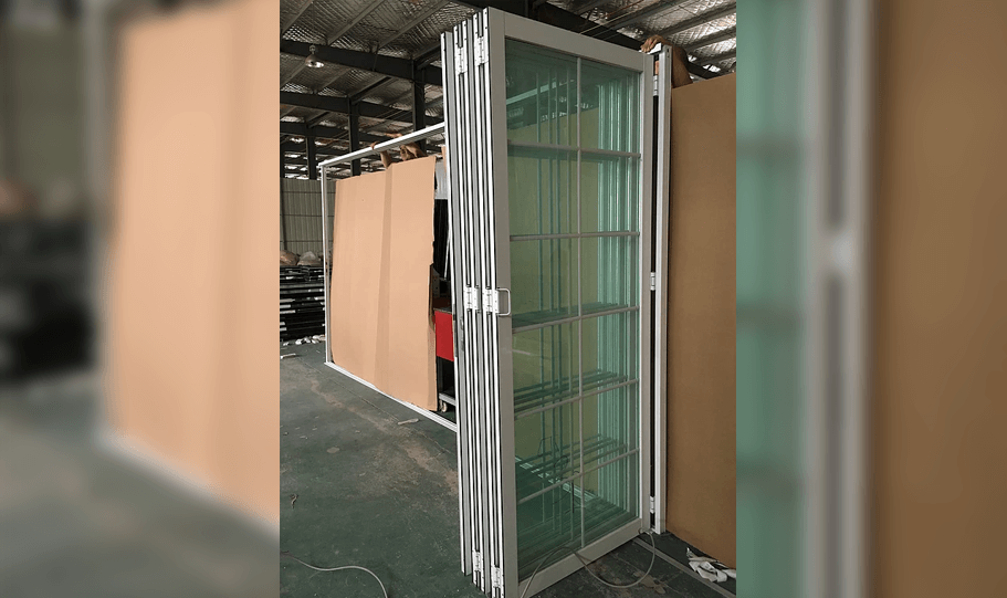 Aluminium Double Glazed Bi Fold Doors 07
