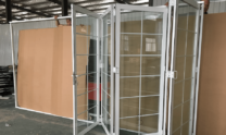 Aluminium Double Glazed Bi Fold Doors 08