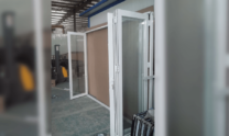 Aluminium Double Glazed Bi Fold Doors 09