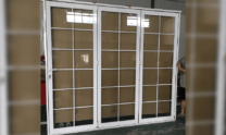 Aluminium Double Glazed Bi Fold Doors 12