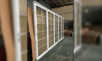 Aluminium Double Glazed Bi Fold Doors 13