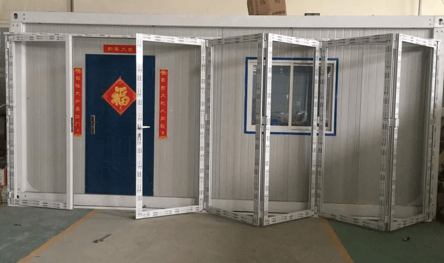 Aluminium Double Glazed Bi Fold Doors 15