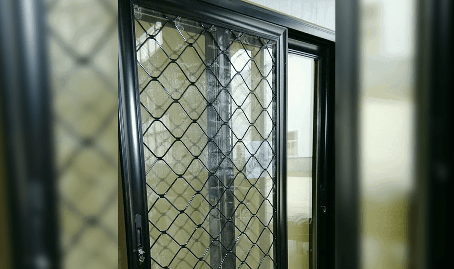 Aluminium Double Glazed Sliding Doors 11