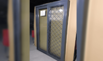 Aluminium Double Glazed Sliding Doors 12