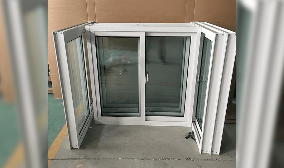 Aluminium Double Glazed Sliding Windows 05