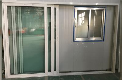 Aluminium Double Glazed Stacker Doors 01