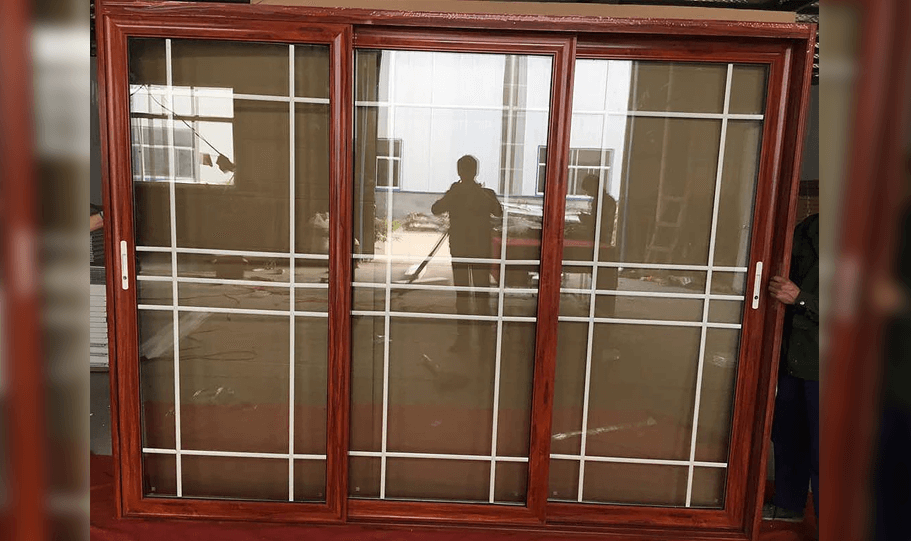 Aluminium Double Glazed Stacker Doors 02