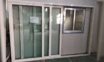 Aluminium Double Glazed Stacker Doors 03