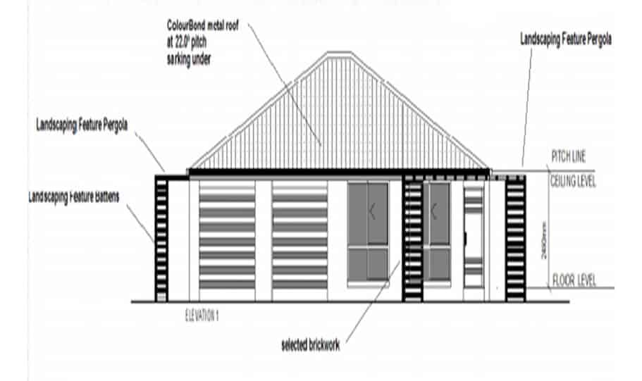 Duplex Design Plan 153 Duk 04