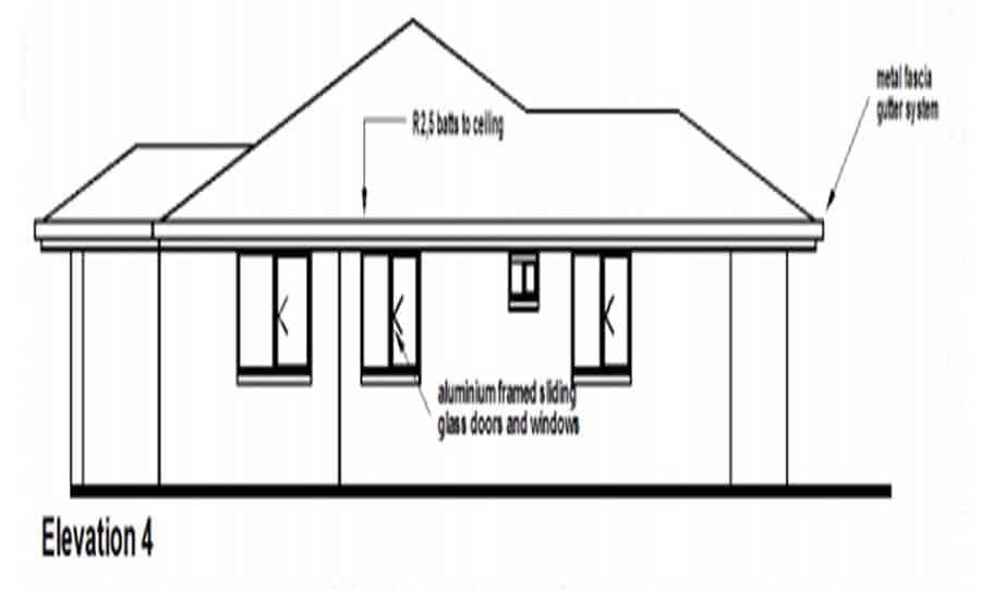 Duplex Design Plan 173 DUK 06