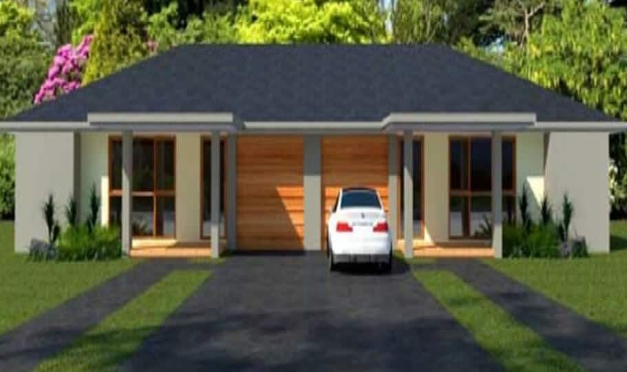 Duplex Design Plan 173 DUK 07