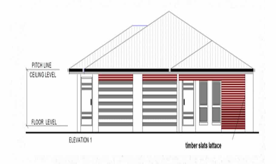 Duplex Design Plan 183 Duk 03