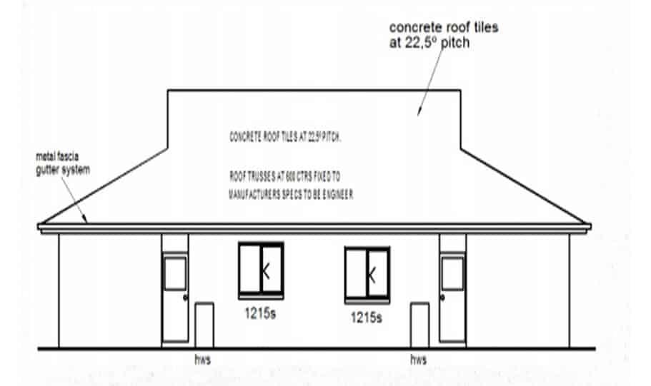 Duplex Design Plan 237 Duk 05