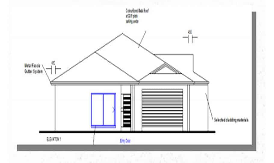 Duplex Design Plan 318 T 03