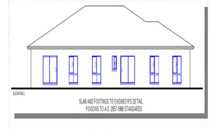 Duplex Design Plan 318 T 04