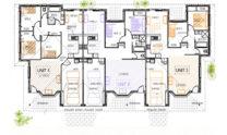 Duplex Design Plan 336 DUK 02