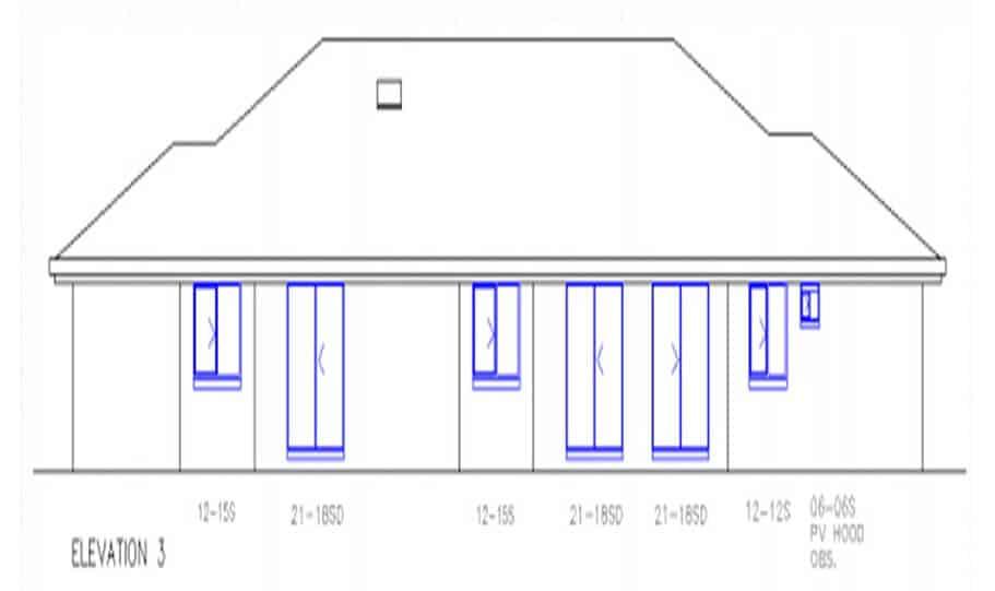 Duplex Design Plan 336 DUK 09