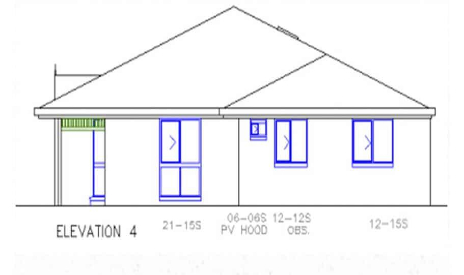 Duplex Design Plan 336 DUK 10