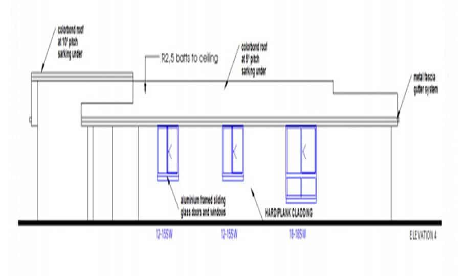 Duplex Design Plan 376 DUK 06