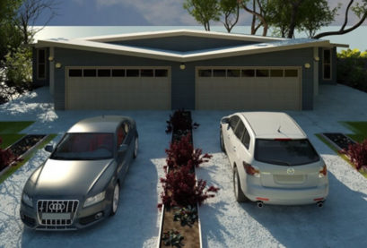 Duplex Design Plan 376 DUK 07