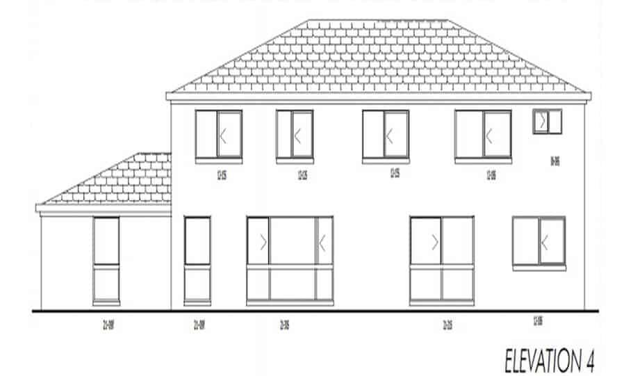 Duplex Kit Home Design Plan 297a 08