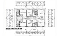 Duplex Kit Home Design Plan 297b 02
