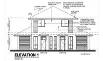 Duplex Kit Home Design Plan 297b 03