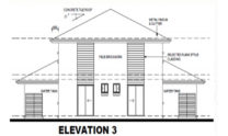 Duplex Kit Home Design Plan 297B 05