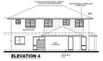 Duplex Kit Home Design Plan 297B 06