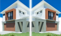 Duplex Kit Home Design Plan 299t 09