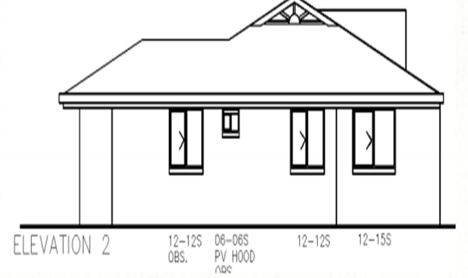 Duplex Kit Home Plan 234DUK 234.2m2 6 Bedrooms 2 Bath 5