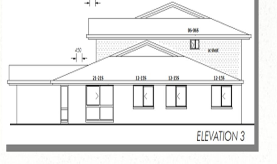 Duplex Kit Home Plan 380TH 380m2 12 Bedrooms 4 Bath 8