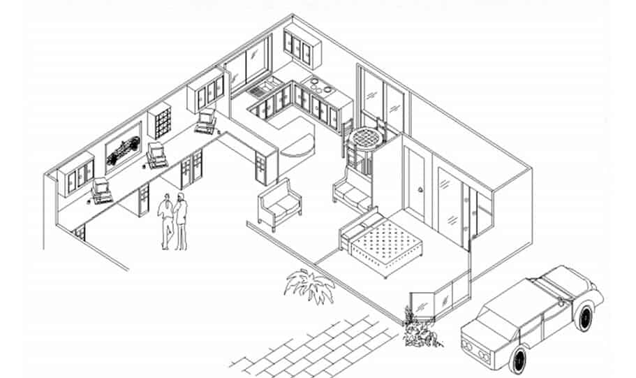 Granny Flat Kit Home Design 62 02