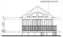 One Storey Kit Homes Plan 100 A 100 m2 2 Bed 10