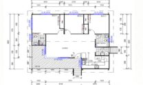 One Storey Kit Homes Plan 112 112m2 3 Bed 2 Bath 9