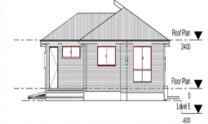 One Storey Kit Homes Plan 181, 182m2, 4 Bed 2 Bath (11)