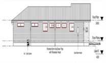 One Storey Kit Homes Plan 181, 182m2, 4 Bed 2 Bath (13)