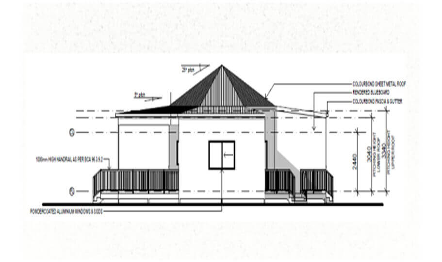 One Storey Plan 170 04