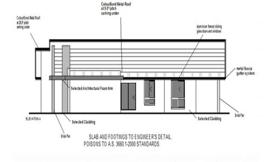 One Storey Plan 220B 06