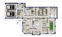 One Storey Plan 220N 01